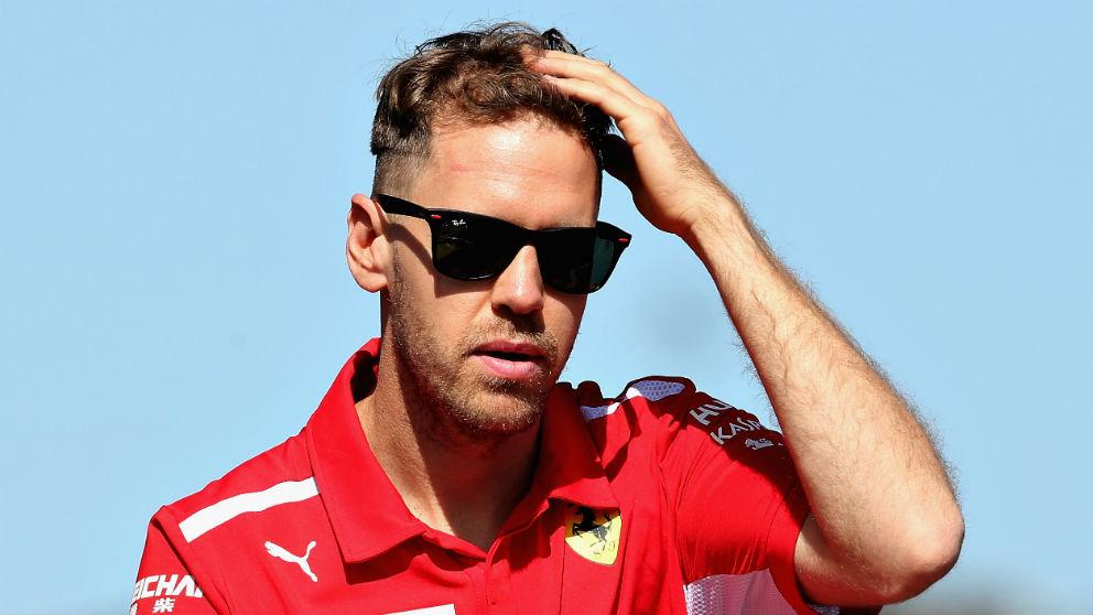 Sebastian Vettel. (Getty)