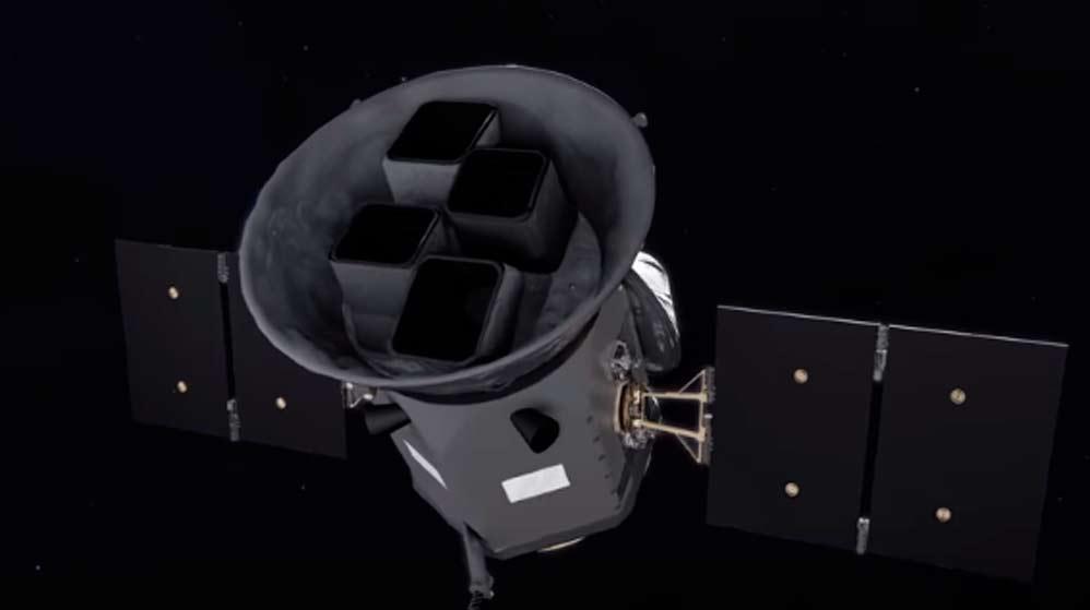 Un dispositivo creado para encontrar vida más allá de la Tierra