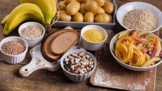 Diferentes tipos de carbohidratos