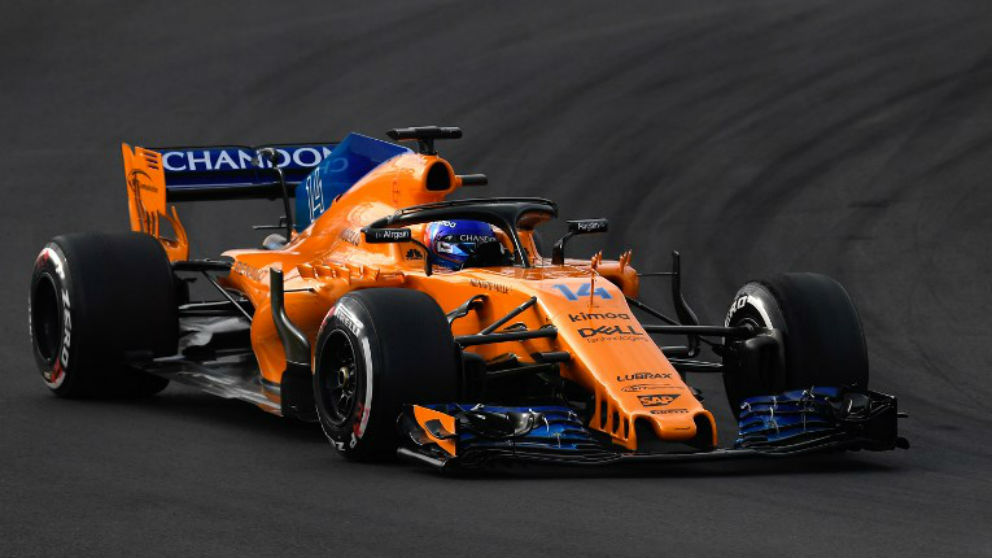 Fernando Alonso |  Gran Premio de Fórmula 1 Bahrein | F1 en directo. (AFP)