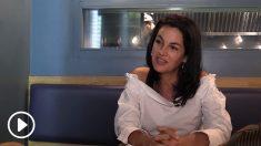 Sofía Gaviria, senadora de la República de Colombia, durante su entrevista con OKDIARIO. (Vídeo: Juanma Yela)