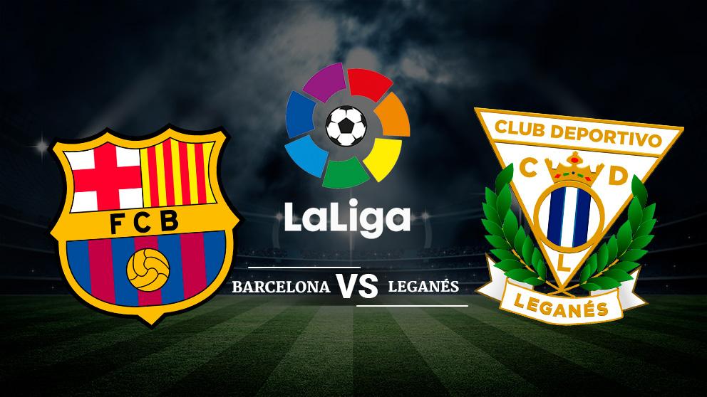 Barcelona – Leganés.