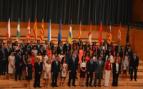 Rey Entrega de despachos a los nuevos jueces en Barcelona