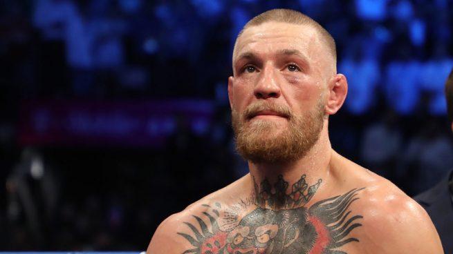 Conor McGregor ha anunciado que se retira de la MMA