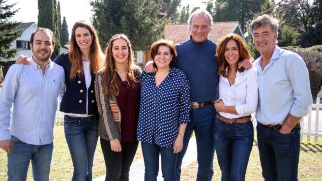 Lydia Bosch Y Médico De Familia Se Reúnen De Nuevo En Mi Casa Es La