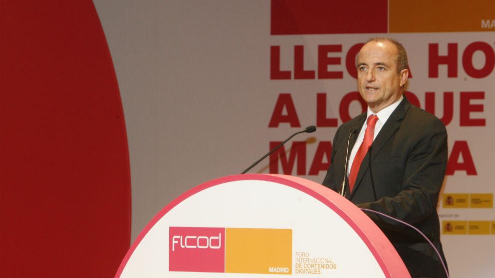 El exministro de Industria, Turismo y Comercio Miguel Sebastián.