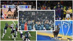 El Real Madrid domina Twitter. (Fotos: AFP)