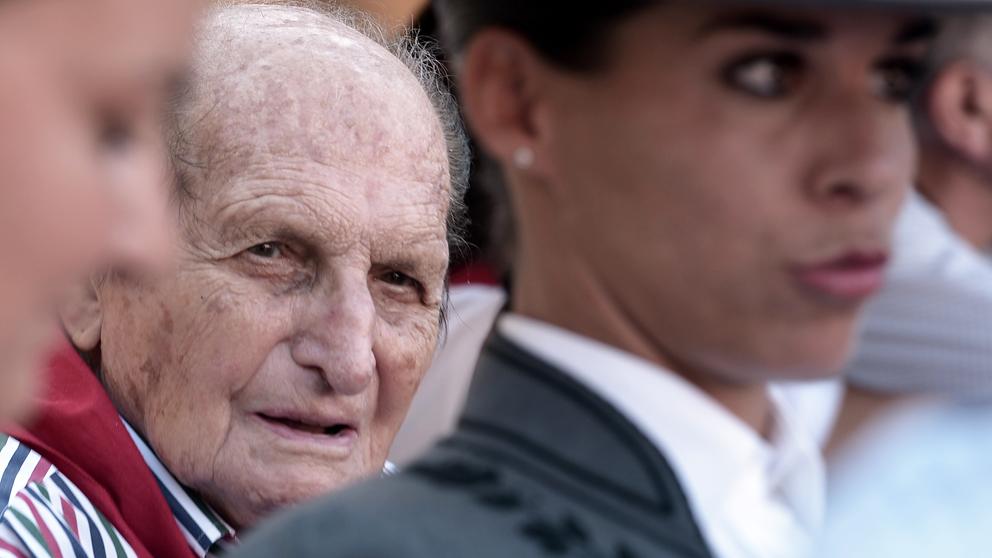 Ángel Peralta. (Foto: AFP)
