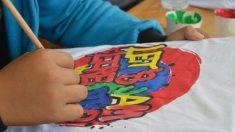 Aprende a hacer camisetas pintadas a mano personalizadas de forma fácil.