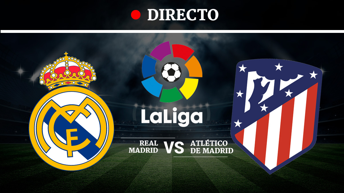 Real Madrid – Atlético de Madrid.