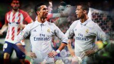 Cristiano Ronaldo, una de las peores pesadillas del Atlético.