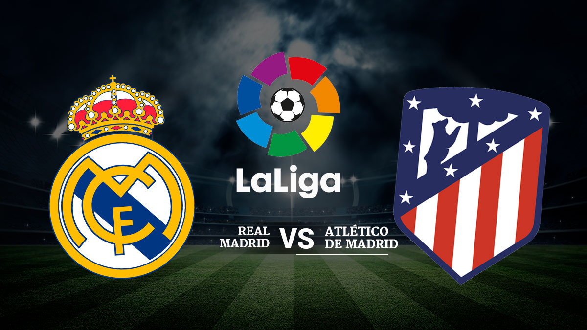 Real madrid atl tico madrid d nde seguir el derbi online for Horario bancos madrid