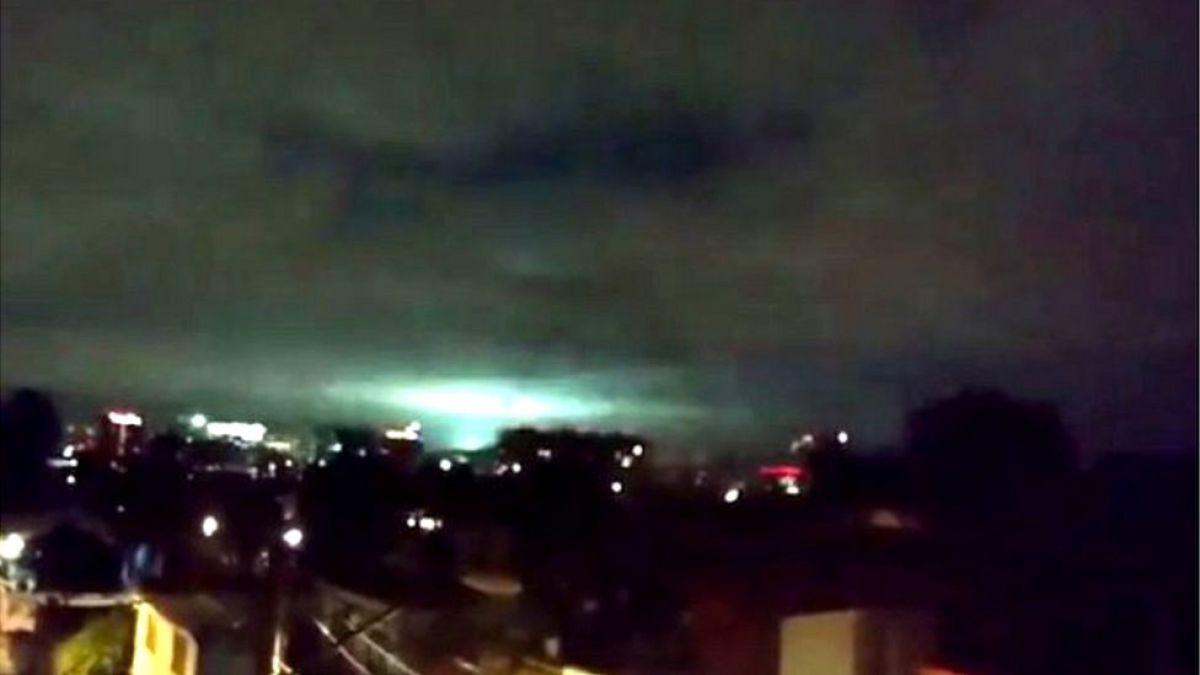 luces terremoto