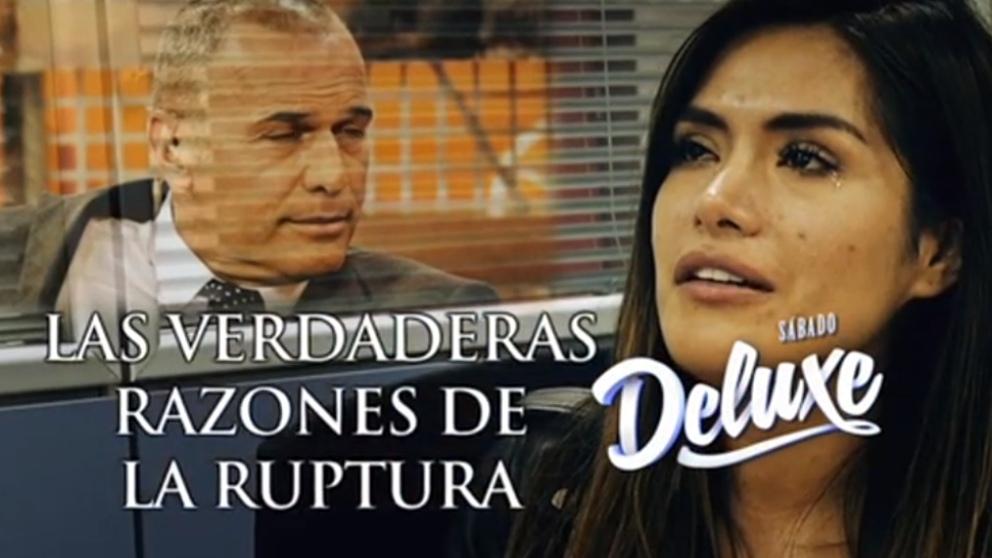Miriam Saavedra cuenta todo en 'Sálvame Deluxe'