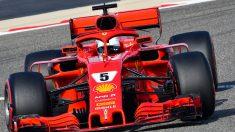 Sebastian Vettel está dominando el inicio del Mundial de Fórmula 1.