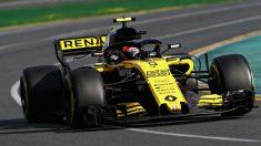 Carlos Sainz durante el GP de Bahréin. (Getty)