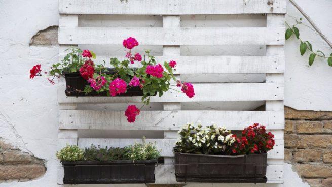 C mo hacer jardineras con palets de manera f cil - Como hacer jardineras con palets ...