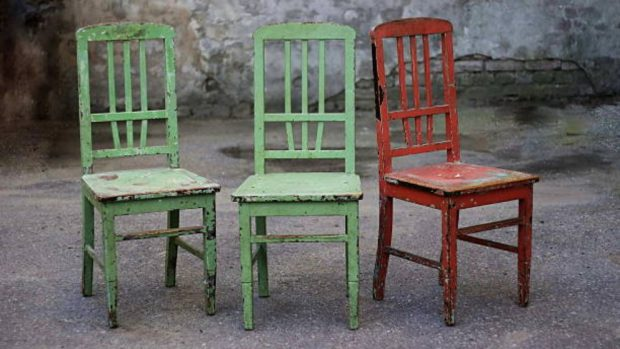 C mo tapizar sillas en casa - Tejidos para tapizar sillas ...