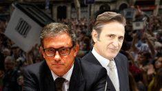 Jordi y Josep Pujol Ferrusola.