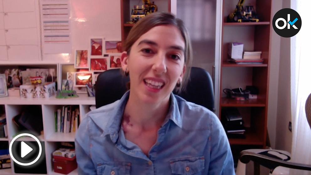 Maraiana Boadella, hija del dramaturgo Albert Boadella