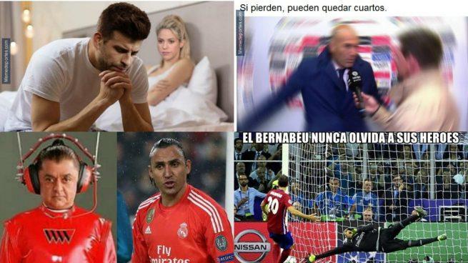 Los mejores memes del Real Madrid – Atlético Madrid