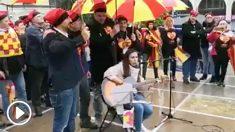 Tabarnia estrena el himno de Marta Sánchez en catalán