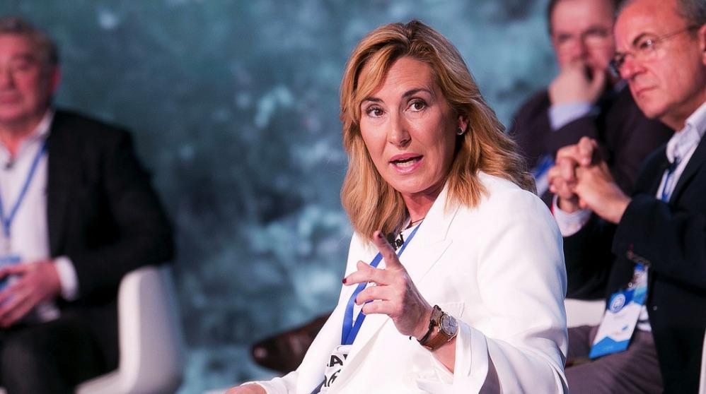 Ana Beltrán, del PP de Navarra (Foto. PP)