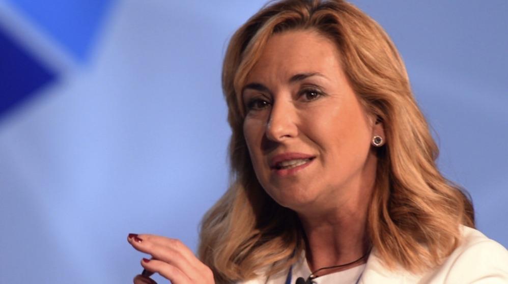 Ana Beltrán, vicesecretaria de Organización del Partido Popular. (Foto: PP)