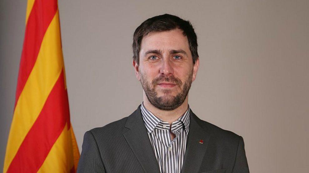Toni Comín, ex consejero de Sanidad de Cataluña (Foto: Generalitat)