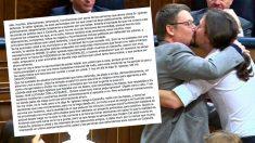 La demoledora carta de una líder de los círculos de Podemos a Iglesias