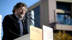 Antoni Castellá, potavoz del partido Democràtes y diputado por ERC en el Parlament.