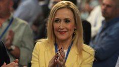 Cristina Cifuentes en una imagen de archivo. (Foto. PP)