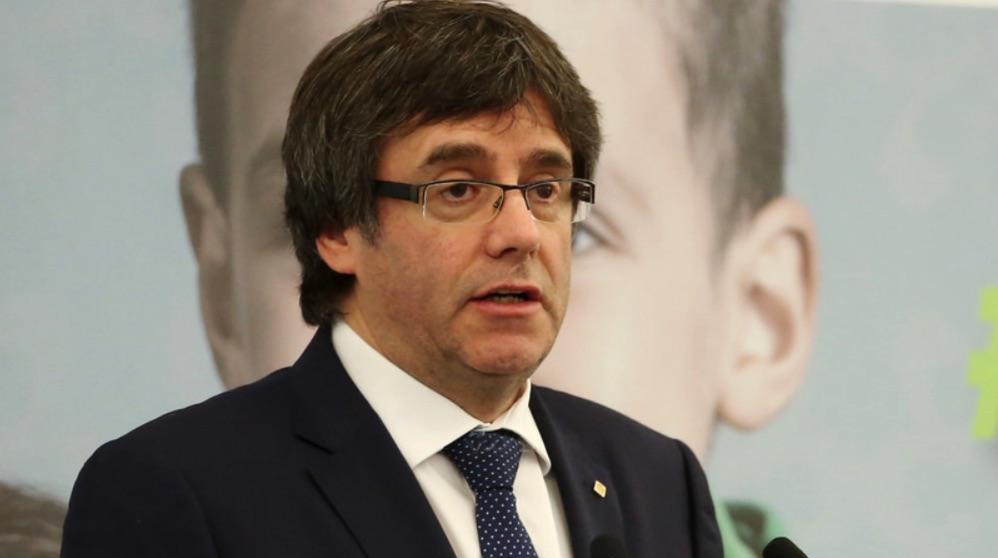 El ex president Carles Puigdemont. (Foto. Flickr)