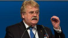 Elmar Brok, eurodiputado de la CDU