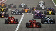El Gran Premio de Bahrein de Fórmula 1 ha sido uno de los más interesantes de los últimos tiempos, con un Sebastian Vettel que se afianza como líder del mundial. (getty)