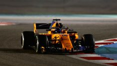 McLaren está demostrando en este comienzo de 2018 que toda la falta de resultados que vivieron en los tres años anteriores no era exclusivamente un problema causado por Honda. (Getty)