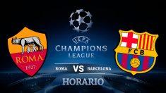 Roma – Barcelona | Champions League
