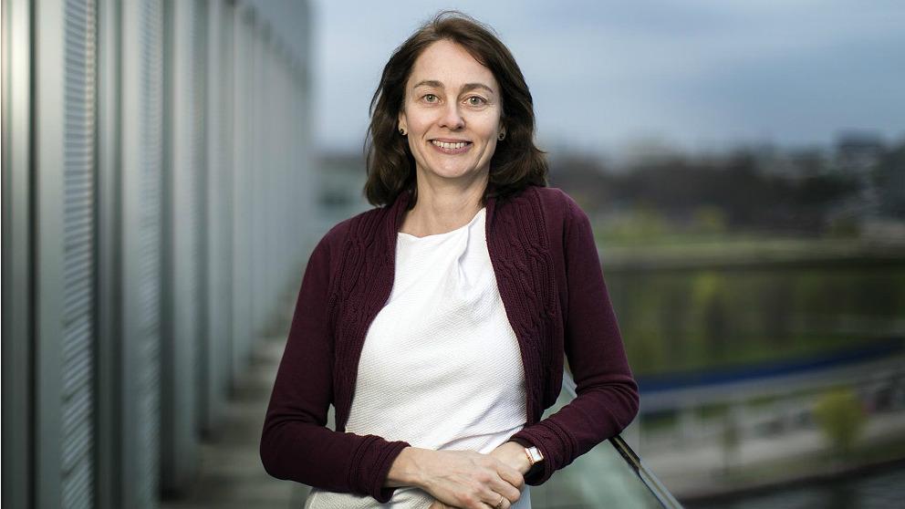 Katarina Barley, ministra de Justicia del Gobierno alemán.
