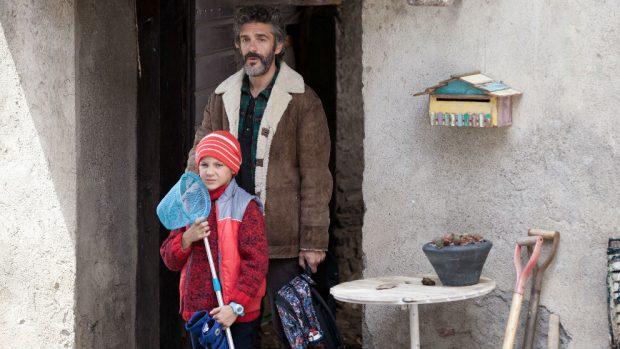 Leonardo Sbaraglia protagoniza la nueva serie de Movistar+ en la que interpreta a Félix, personaje que da nombre a la serie dirigida por Cesc Gay.