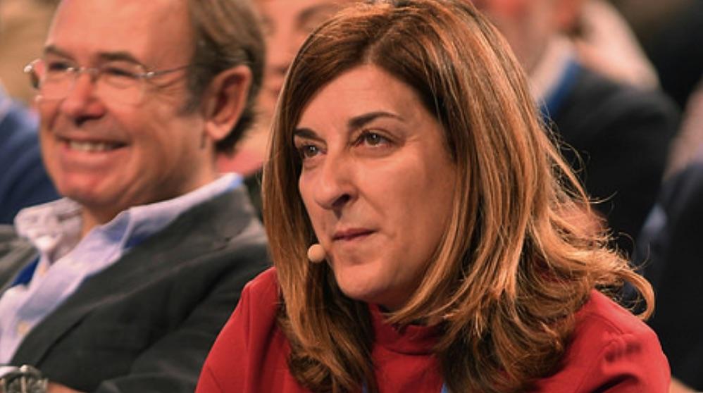 La presidenta del PP de Cantabria, María José Sáenz de Buruaga. (Foto: PP)
