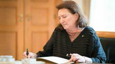 María Victoria Morera, embajadora española en Alemania.