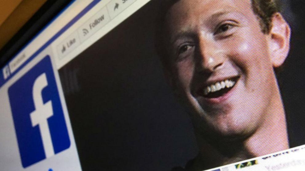 Mark Zuckerberg, creador y consejero delegado de Facebook. Foto: AFP