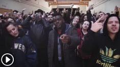 Varios artistas han realizado un videoclip en apoyo a los raperos condenados