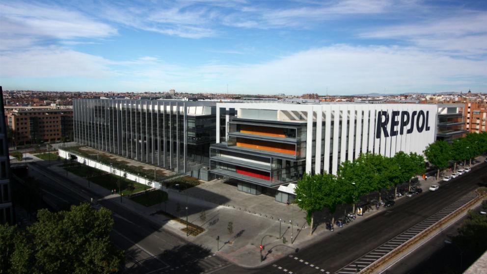Nueva sede de Repsol.