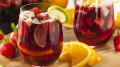 Receta de sangría sin alcohol fácil paso a paso