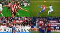 Los 10 mejores momentos de Fernando Torres con el Atlético de Madrid.