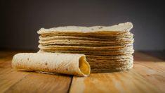 Receta de tortillas de maíz caseras típicas mexicanas