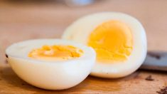 La forma más correcta de hervir un huevo según la ciencia