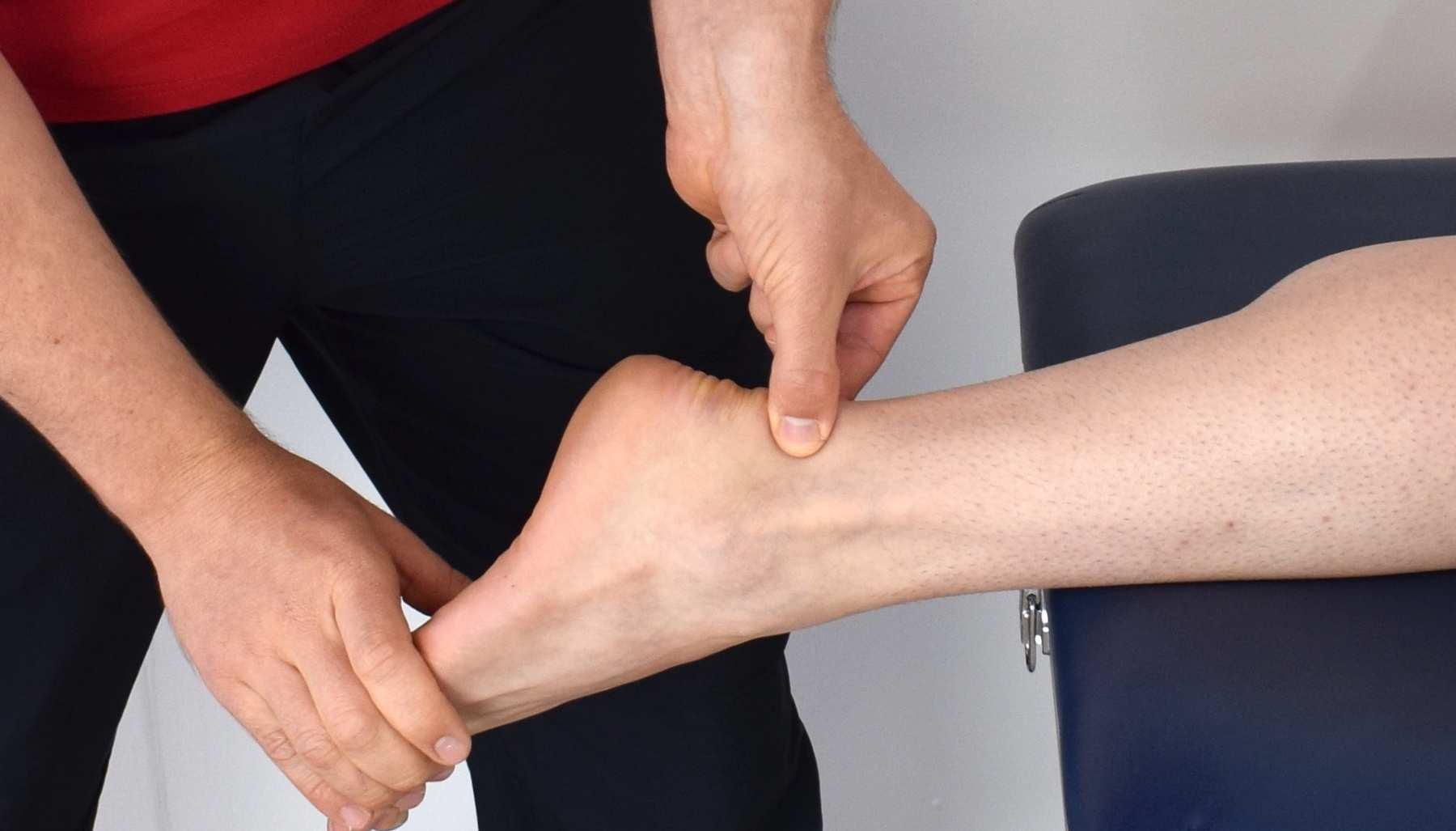 Lesiones más frecuentes en el tendón de Aquiles