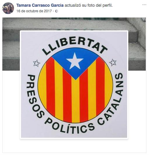 La cabecilla de los CDR detenida por terrorismo y rebelión fue candidata de Podemos en Viladecans